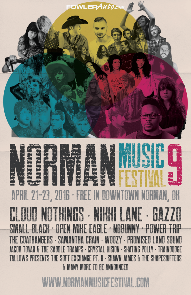 Norman Music Festival 9